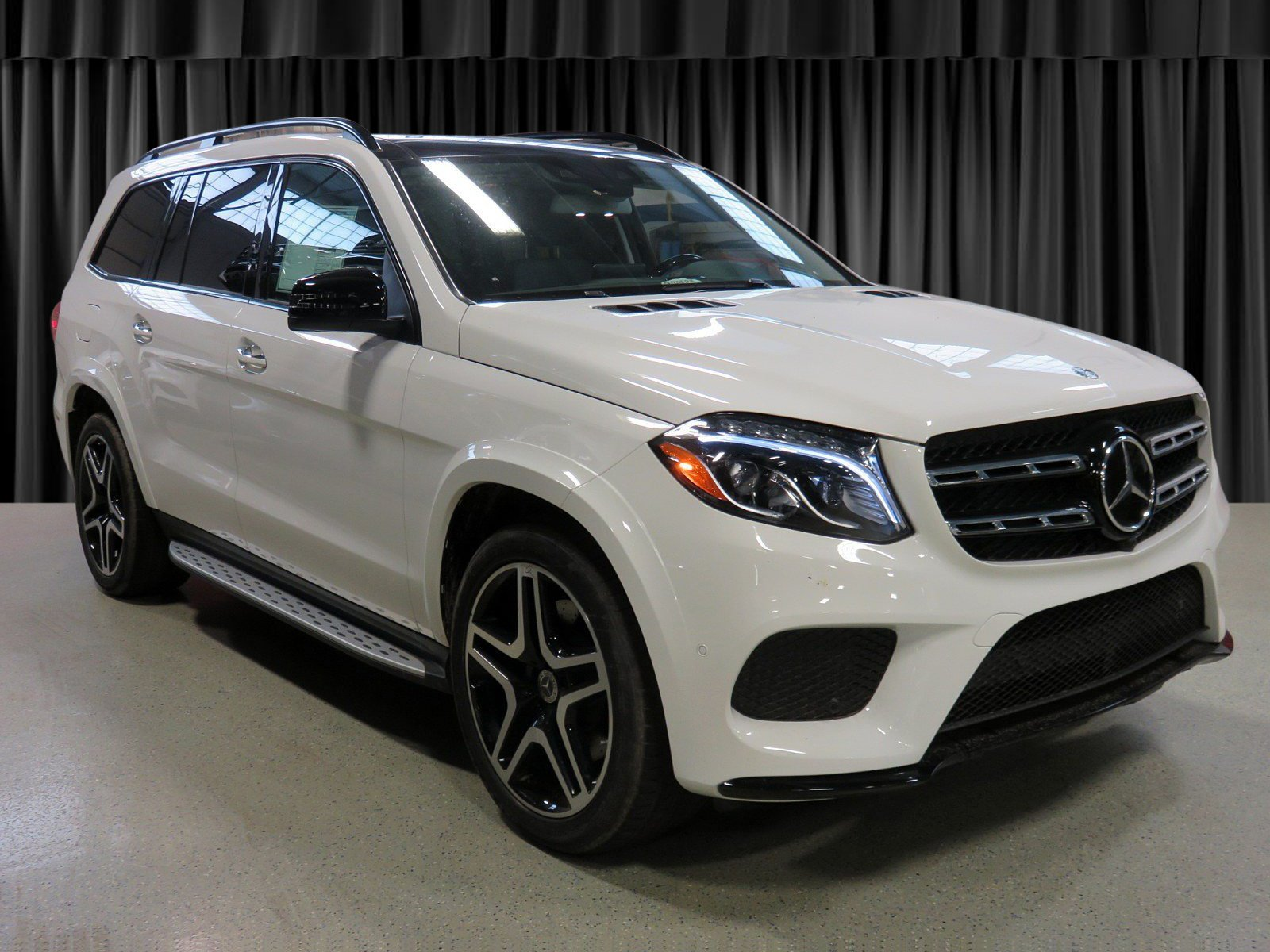 New 2018 Mercedes-Benz GLS GLS 550
