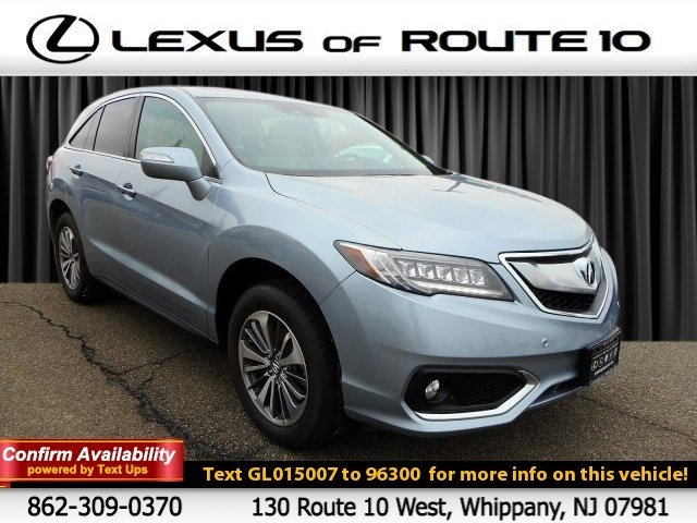 Pre-Owned 2016 Acura RDX Advance Pkg