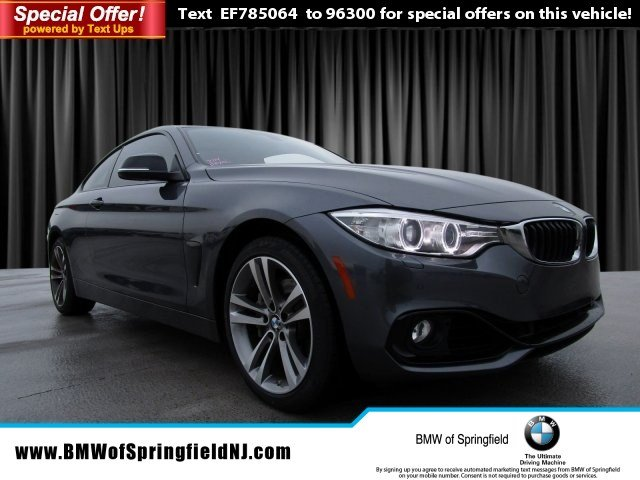 Certified Pre-Owned 2014 BMW 4 Series 435i xDrive