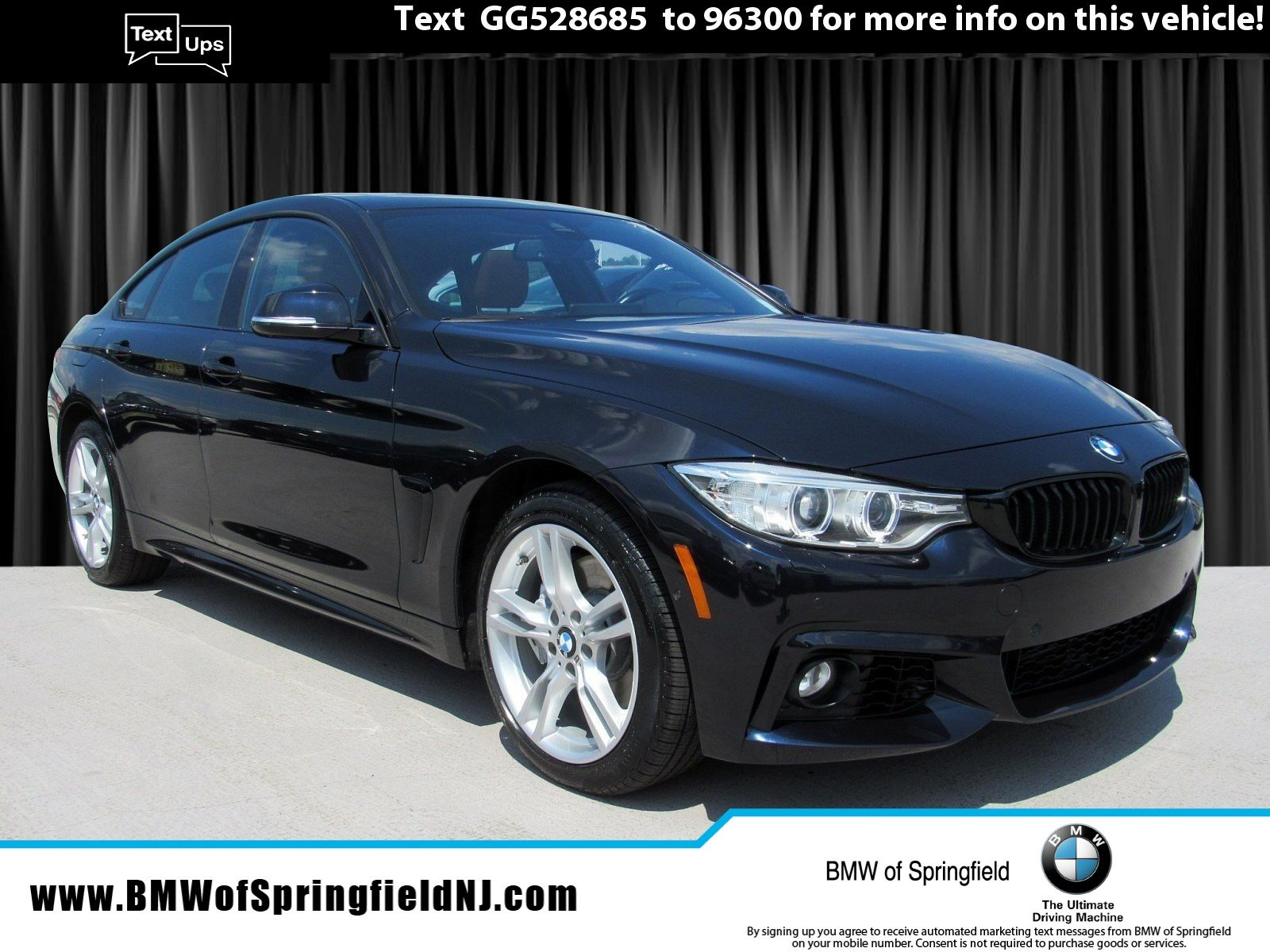 Certified Pre-Owned 2016 BMW 4 Series 435i xDrive