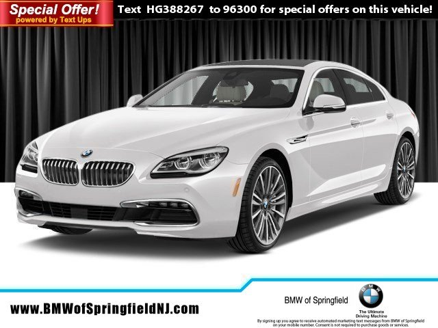 New 2017 BMW 6 Series 650i xDrive