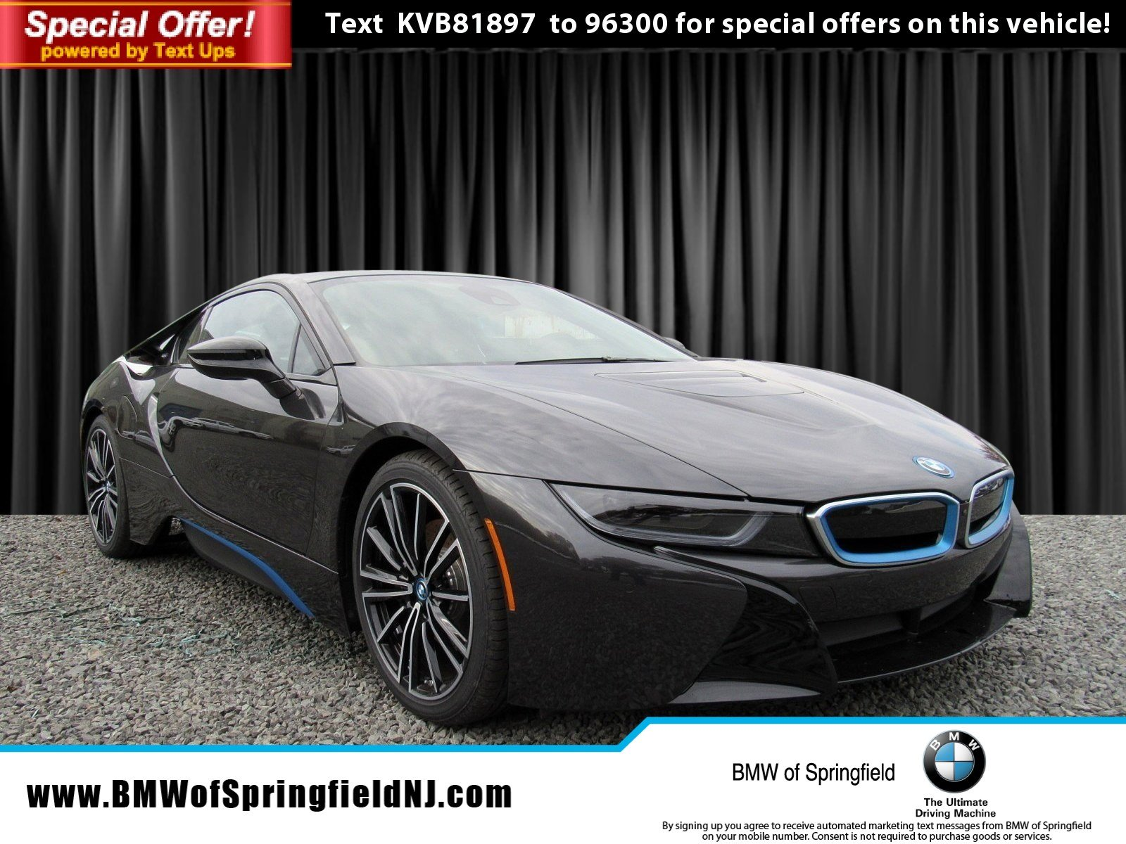 New 2019 Bmw I8 2dr Car Near Morris Township Eb313 Celebrity
