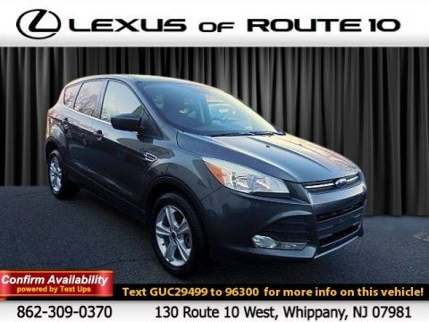 Pre-Owned 2016 Ford Escape SE FWD Sport Utility