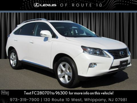 Certified Pre-Owned 2015 Lexus RX 350 350