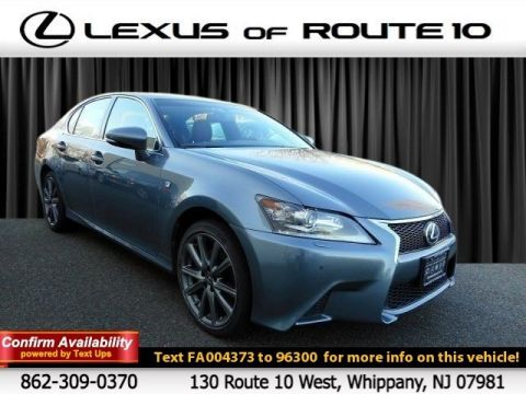 Certified Pre-Owned 2015 Lexus GS 350 350 AWD