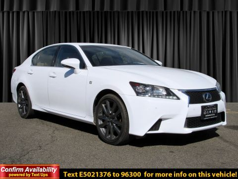 Certified Pre-Owned 2014 Lexus GS 350 350