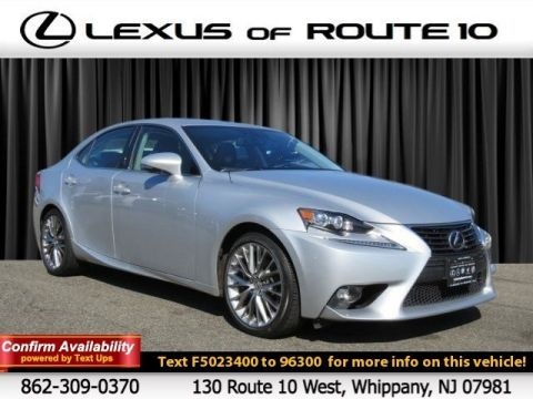 Certified Pre-Owned 2015 Lexus IS 250 250 AWD