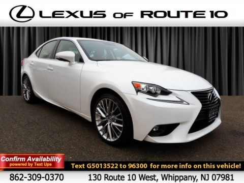 Certified Pre-Owned 2016 Lexus IS 300 300 AWD
