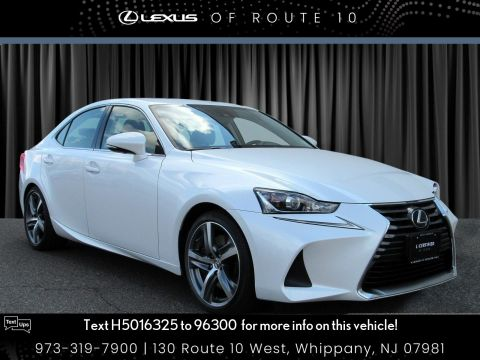 Certified Pre-Owned 2017 Lexus IS IS 300