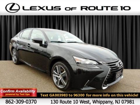 Certified Pre-Owned 2016 Lexus GS 350 350 AWD