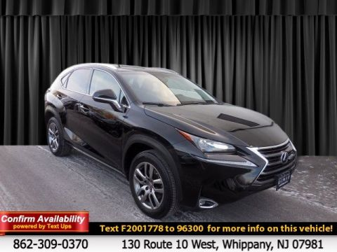 Certified Pre-Owned 2015 Lexus NX 200t 200t With Navigation & AWD