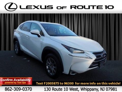 Certified Pre-Owned 2015 Lexus NX 200t 200t AWD
