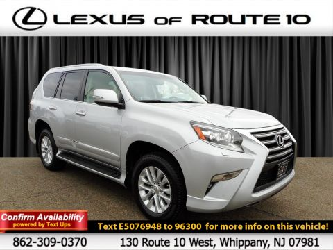 Certified Pre-Owned 2014 Lexus GX 460 460 With Navigation & 4WD