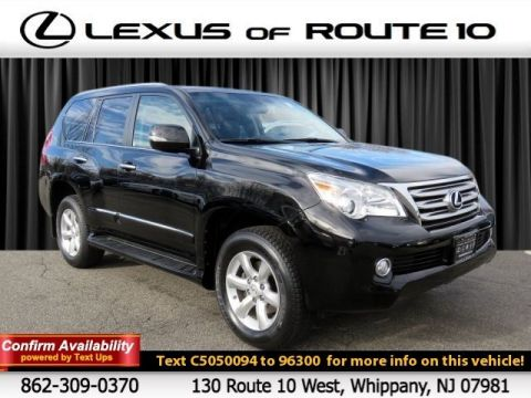 Certified Pre-Owned 2012 Lexus GX 460 460 With Navigation & 4WD