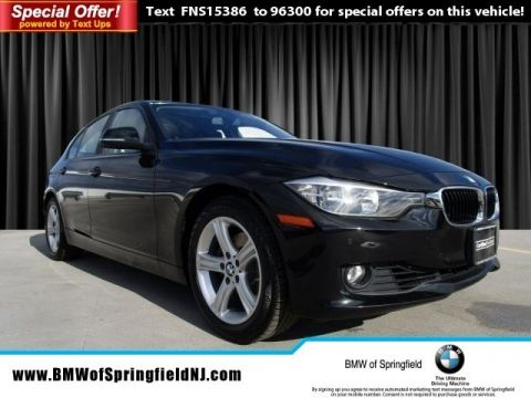 Certified Pre-Owned 2015 BMW 3 Series 328i xDrive AWD