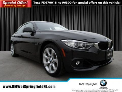 Certified Pre-Owned 2015 BMW 4 Series 435i xDrive AWD