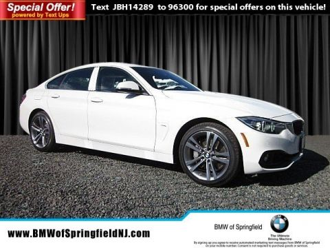 New 2018 BMW 4 Series 440i xDrive AWD