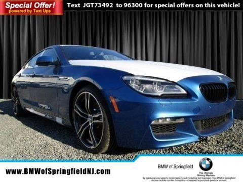 New 2018 BMW 6 Series 640i xDrive