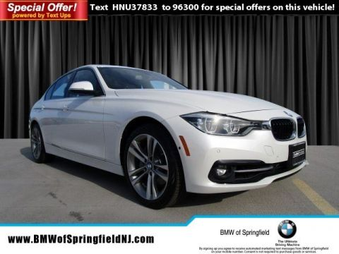 Certified Pre-Owned 2017 BMW 3 Series 340i xDrive AWD