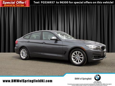 Certified Pre-Owned 2015 BMW 3 Series Gran Turismo 328i xDrive AWD