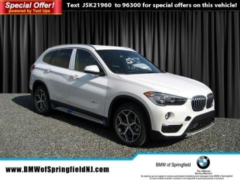 New 2018 BMW X1 xDrive28i AWD