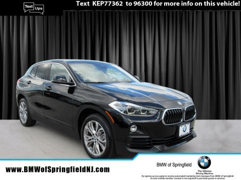 Pre-Owned 2019 BMW X2 sDrive28i