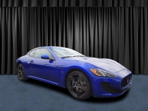 Pre-Owned 2017 Maserati GranTurismo Sport With Navigation
