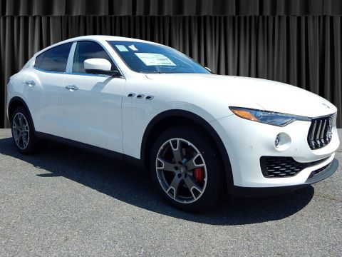 New 2018 Maserati Levante AWD