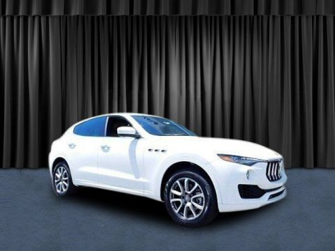 New 2017 Maserati Levante AWD